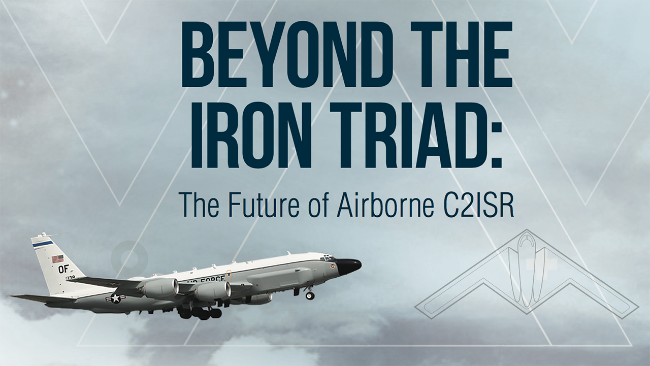 Mitchell Institute's 'Beyond the Iron Triad: The Future of