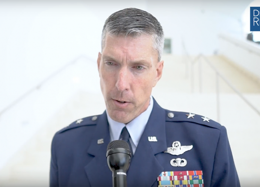 USAFRICOM's Craige on EU Collaboration, Lessons Learned from Operations in Africa
