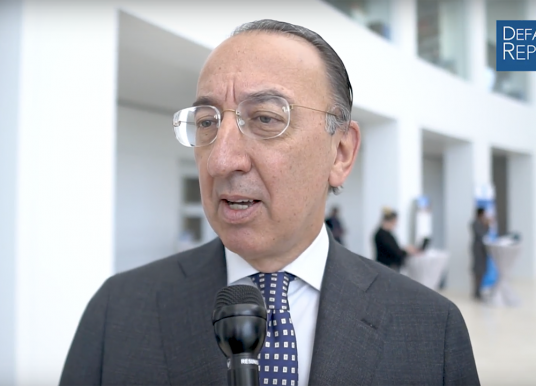 EDA's Domecq on Europe's Industrial Base, Eurosatory 2018, Protecting Transatlantic Defense Ties