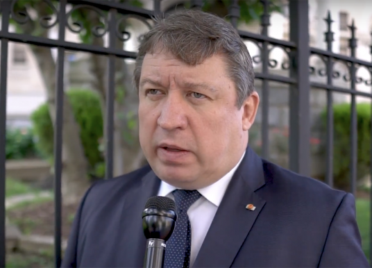 Lithuania's Karoblis on NATO Defense Ministerial, Upcoming Summit, Modernization Priorities