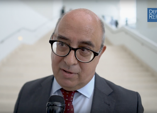 Portugal's Azeredo Lopes: Transatlantic Relationship Shouldn't Be Reduced to Defense Spending