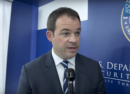 DoD's Chewning on Defense-Industrial Base Risk, Leveraging Innovation, M&A Strategy