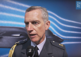 RAF's Hillier on Future Combat Air Strategy, More Capability for Less, Readiness