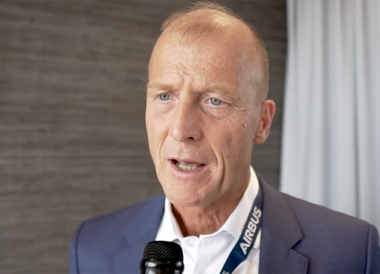 Airbus CEO Enders on Brexit, Free Trade, Defense Spending, Transatlantic Friction