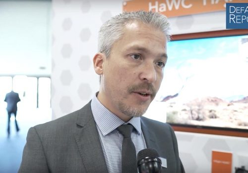 Esterline Mason's Tessier on Designing Unmanned-Systems Controllers for the Military