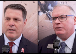 Textron's Gummow, Harris on Scorpion, AT-6 Program Updates, USAF OA-X Competition