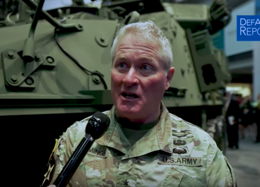 Cummings Details Robust PEO Soldier Portfolio