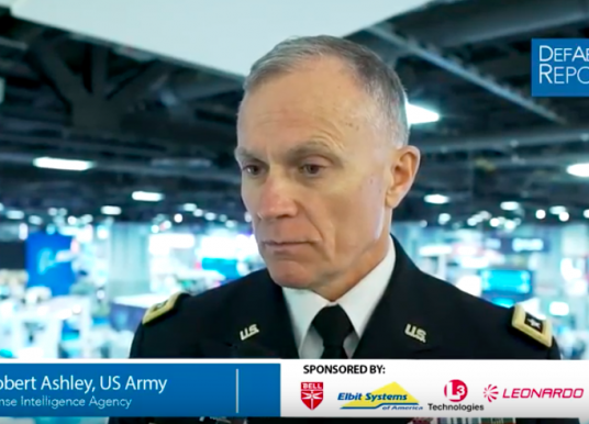 DIA's Ashley Details Challenges and Shifts in Defense Intelligence