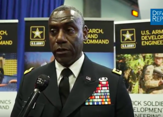 Army RDECOM Commander Talks Competition and Pace