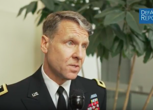 Army Strategy Chief Discusses Army Role in National Defense Strategy