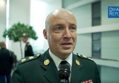 Danish Army Chief of Staff Details Priorities
