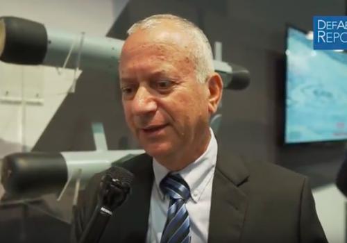 Rafael's Katz Discusses Company's Legacy and Details Future