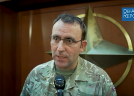 NATO's Blunt on Trident Juncture's Information Environment Assessment