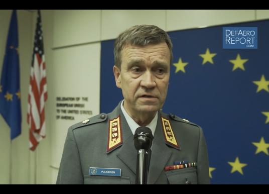 EU's Pulkkinen on US Visit, European Military Cooperation