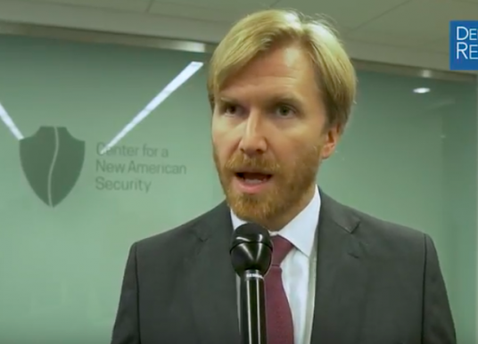 CNAS' Colby on Nuclear Strategy, Deterrence, Developing New Capabilities, INF Treaty