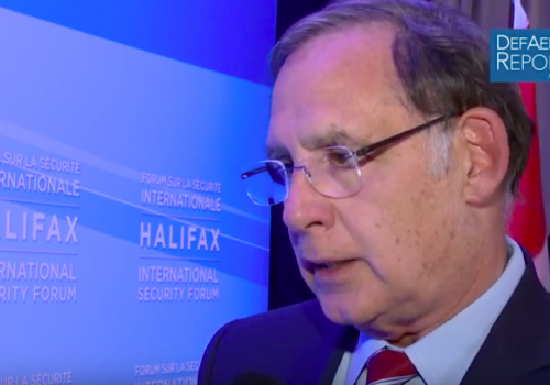 Boozman on Halifax, McCain, NATO and Budget Priorities