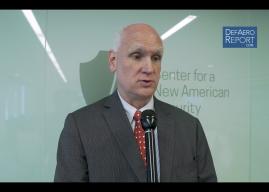 CNAS' Townsend on EU, NATO and Transatlantic Relations