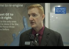GE's Sheldon on Company's B-52 Re-Engine Proposals