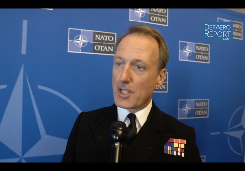 NATO's Bennett on Driving Innovation, Capability Development