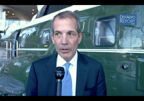 Spirit's Gentile on Commercial, Military Aircraft Programs; High-Rate Production
