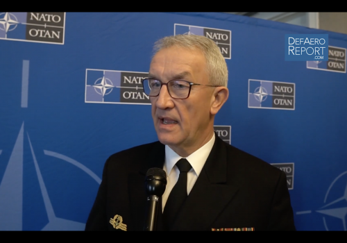 NATO's Nielson on Capability Development, Innovation, Trident Juncture, Russia