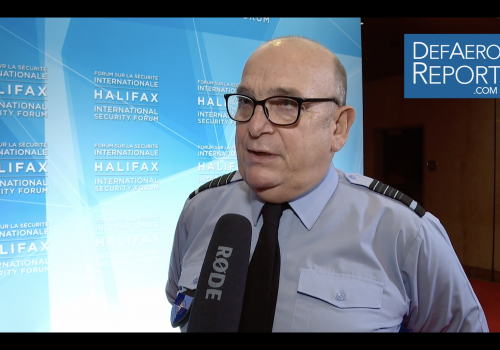 NATO's Peach on Simplifying Complex Defense Ideas for Public Debate, Trident Juncture