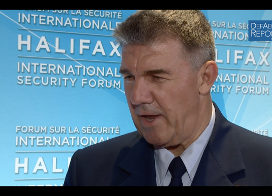 USCG's Schultz on Indo-Pacific Operations, Hybrid Challenges