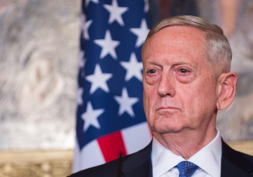 After Mattis, Expect US Strategy to Stall