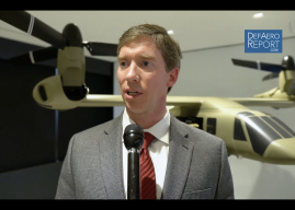 Bell's Freeland on First Year of V-280 Valor Tiltrotor Testing, 2019 Program Goals