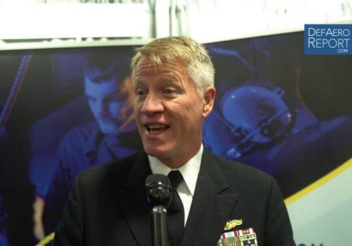 US Navy's Barnes on SMWDC Accomplishments, Priorities & Training