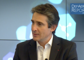 Thales' Caine on AI Strategy, Market Applications, R&D Investment