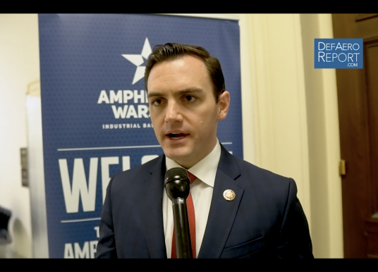 HASC's Gallagher on Need for New Amphibious Warfare Concepts