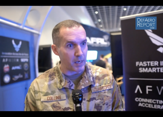 USAF's Collins on Improving Fighter, Bomber Readiness; F-15X