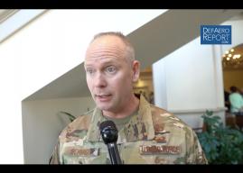 USAF's Schmidt on Cyber Threats, Hygiene, Improving IT Networks