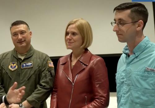 USAF's 2019 Spark Tank Winner, Spurring Innovation, AFWERX Update