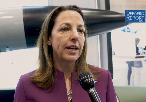 Lockheed Martin's Campbell on Precision Fires Portfolio, Extending Range
