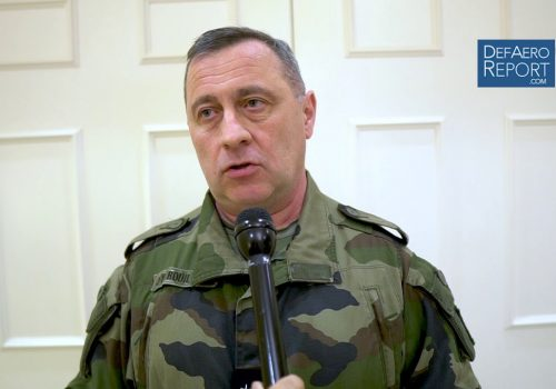 French Army's Bouillaud on Operational Lessons, Strategy, Threats & Moderniation