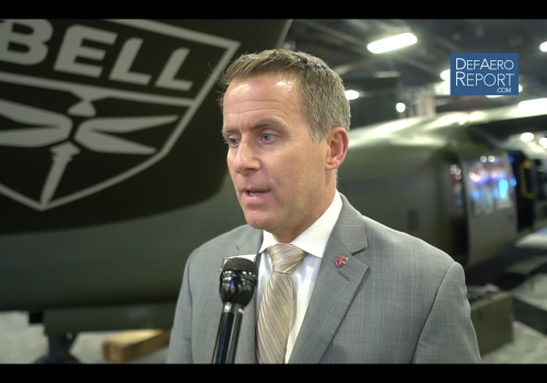 Bell's Flail on V-280 Valor Update, US Army Future Vertical Lift Requirements