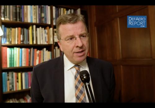 Denmark's Kasper on NATO, Nordic Cooperation, Greenland, China, Climate