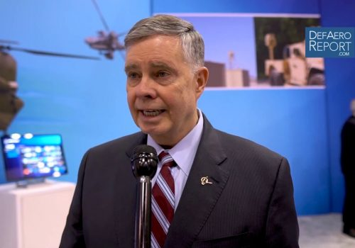 Boeing's Phillips on Army Programs, Chinook Cut, Futures Command, Program Management Advice