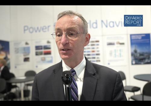 GE Marine's Awiszus on Merits of Gas Turbines for Naval Power, Propulsion