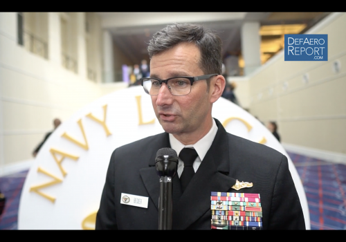 SPAWAR's Becker on Information Warfare Integration, Harnessing Data