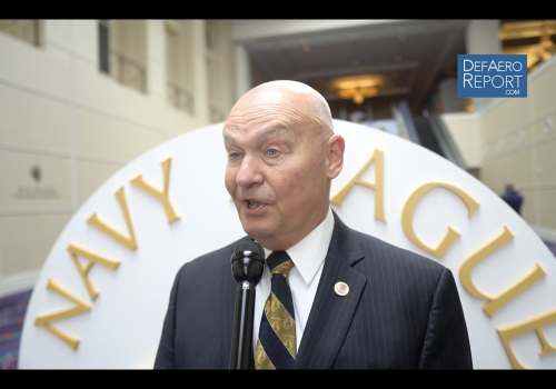 MARAD's Buzby on Need for Larger US Merchant Marine Fleet to Support Global Operations
