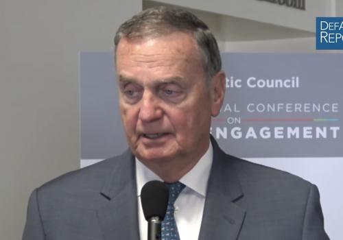 Former Nat'l Security Adviser Jones on Winning 5G Competition, Engaging Allies, Turkey