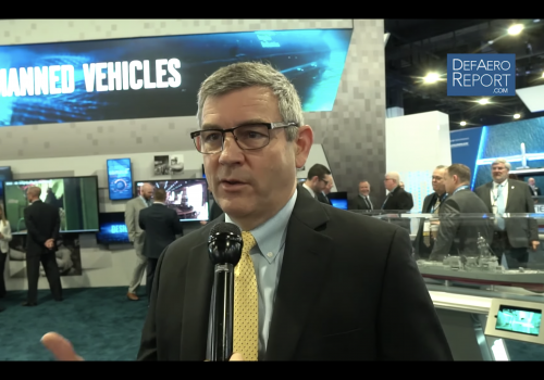 HII's Petters on Recent Acquisitions, Unmanned Ships, Columbia & Carrier Costs, Data, Automation