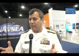 NAVSEA's Williamson on Investing in Public Shipyards to Speed Nuclear Maintenance