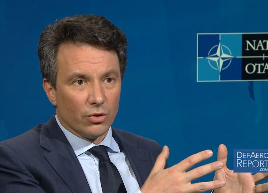 NATO's Grand on New Fighters, AGS, AWACS Replacement, Cyber, Turkey, Upcoming Meetings