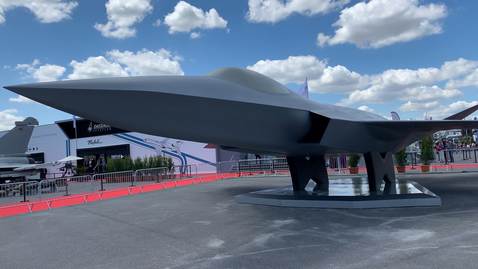 Six Takeaways from the 2019 Paris Air Show - Defense