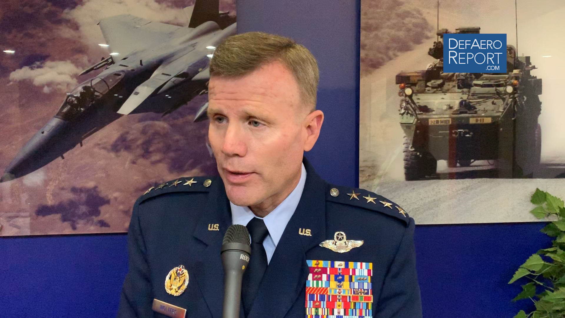 saceur wolters on priorities  disinformation  baltic