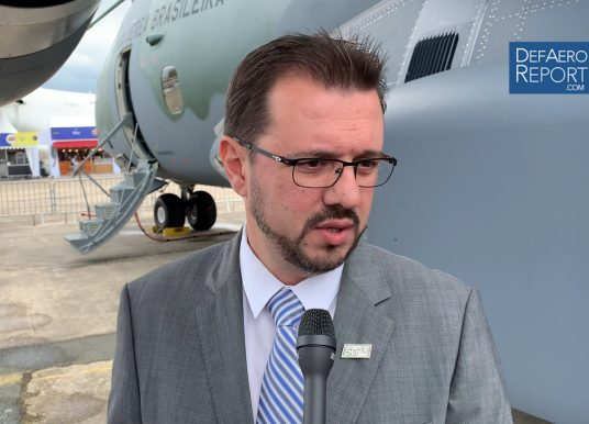 Embraer's Junior on KC-390 Program, Brazilian Air Force Delivery, Future Market, Boeing Partnership